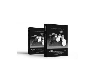 Drumdrops 1970s Rogers Big R Dub Kit - Kontakt 5 Pack