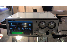 Nagra introduces its new Seven 2-channel recorder