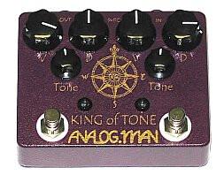 Analog Man King of Tone V4