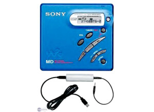 Sony MZ-R500