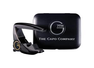 G7th Black Performance Capo + Tin