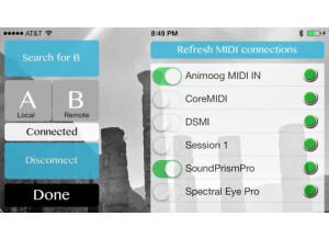 Secret Base Design Apollo MIDI over Bluetooth