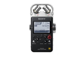 Sony PCM-D100 pocket recorder
