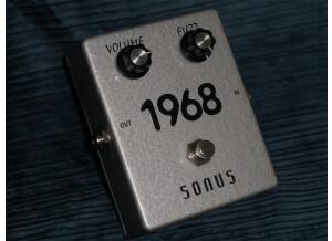 Sonus Pedals 1968 Germanium Fuzz