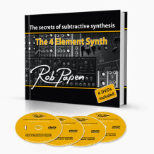 Rob Papen The 4 Element Synth