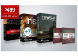 The iZotope bundles on sale