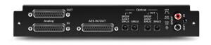 Apogee 8x8 Analog I/O + 8x8 AES/Optical I/O