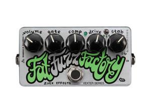 Zvex Fat Fuzz Factory Vexter