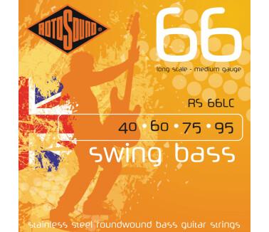 Rotosound Swing Bass 66