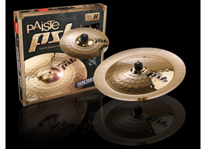 Paiste PST 8 Rock Effects Pack 10/18