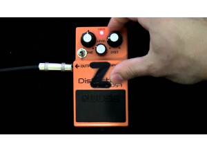 Boss DS-1 - ZDS-1 - Modded by Doc Sanchez