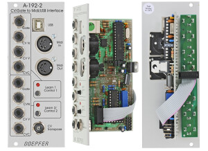 Doepfer A-192-2 Dual CV/Gate to Midi/USB Interface