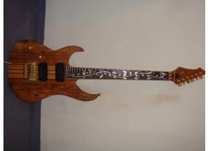 Raven West Guitar RG650 LH