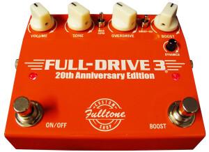 Fulltone Full-Drive 3 - 20th Anniversary Edition