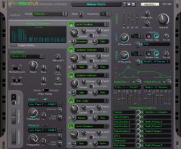 Zvork Noxious Additive Wave Synthesizer