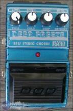 DOD FX63 Deep Freeze Bass Chorus