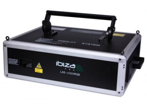 Ibiza Light LAS-3000RGB