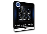 """Korg Collection """"Nouvelle Version"""""""