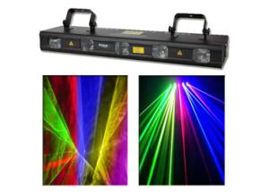 Ibiza Light LAS 560 RGBYP 5