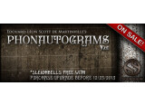 Soundiron Phonautograms 2 and Sleighbells offered