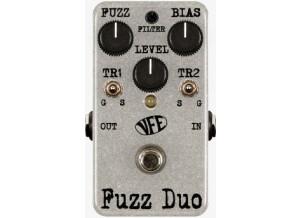 VFE Pedals Fuzz Duo