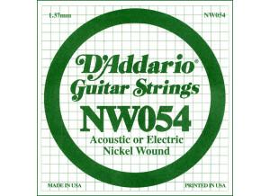 D'Addario XL Nickel Wound Single String