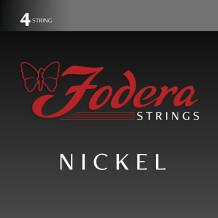 Fodera Guitars Nickel Bass Strings