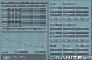 ConcreteFX Granite