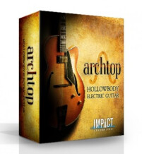 Impact Soundworks Archtop: Hollowbody Electric Guitar