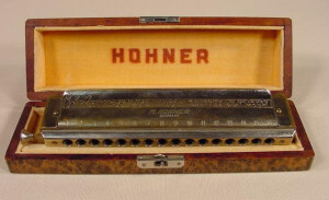 Hohner Chromonica 64 Professional