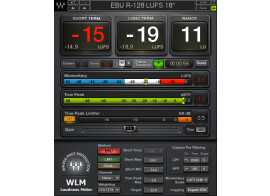 Waves adds some Plus to its WLM Loudness Meter