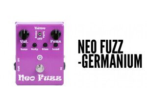Mi Audio Neo Fuzz-Germanium
