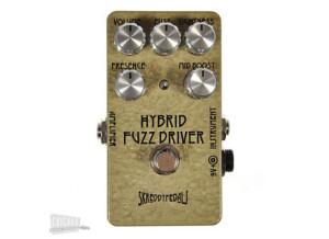 Skreddy Pedals Hybrid Fuzz Driver