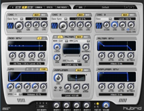 AIR Music Technology Hybrid 2