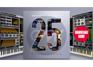 EastWest 25th Anniversary Collection
