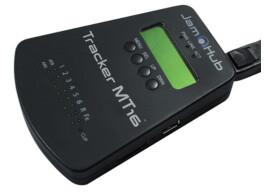 [NAMM] JamHub Tracker MT16 recorder