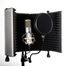 Editors Keys Portable Vocal Booth Pro 2