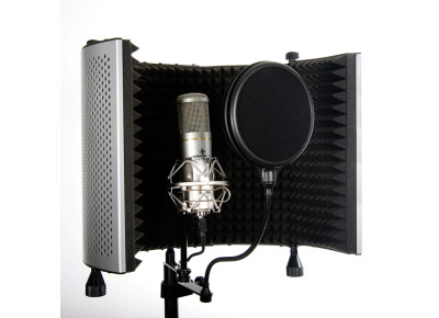 Editors Keys lance le Portable Vocal Booth Pro 2