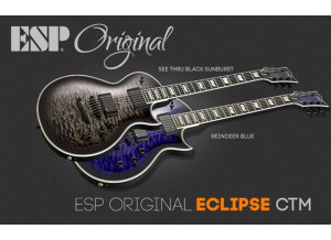 ESP Original Eclipse CTM