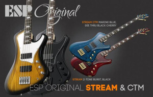 ESP Original Stream CTM