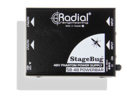 Radial StageBug SB-48 Power Bar Now Shipping
