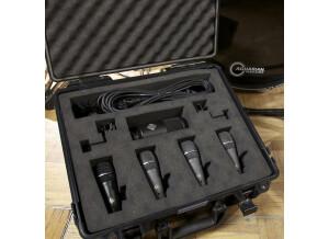 Telefunken Elektroakustik DD5 Drum Microphone Set