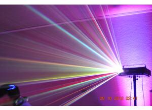 Laser Diffusion laser rgb 2w