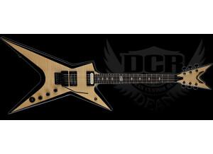 Dean Guitars DCR #7 DCR Stealth Floyd