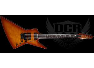 Dean Guitars DCR #4 DCR Dave Mustaine Zero Floyd