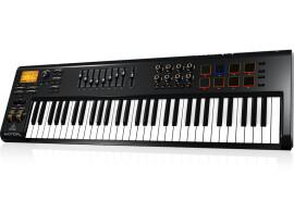 [NAMM] Behringer Motör MIDI keyboards