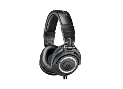 Les casques Audio-Technica ATH-M50x en édition limitée violette