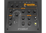 The Waldorf 2-Pole is available
