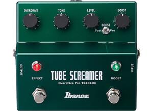 Ibanez TS808DX Tube Screamer
