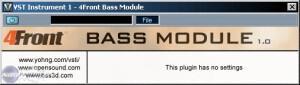 George Yohng 4Front Bass Module [Freeware]